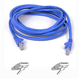 RJ45 CAT-5e Patch Cable, Snagless Molded P-A3L791-S-2