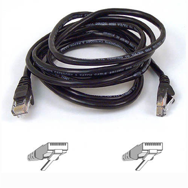 RJ45 CAT-5e Patch Cable, Snagless Molded -$ HeroImage