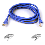 RJ45 FastCAT™ 5e Patch Cable, Snagless Molded P-A3L850-S