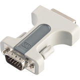 Belkin Pro Series Digital Video Interface Adapter (DVI-I M/HDDB15F-DVI-I TO VGA) P-F2E4162