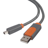 Pro Series USB 4-Pin Mini-B Cable P-F3U139
