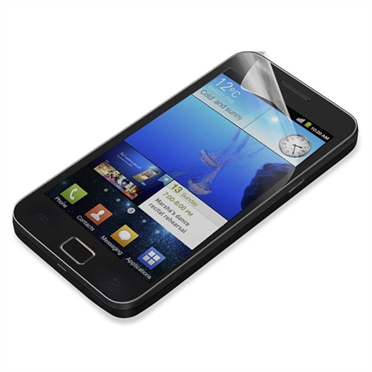 Screen Overlay for Samsung Galaxy S II - Transparent -$ HeroImage