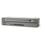 OmniView® SMB 8-Port CAT5 KVM Switch P-F1DP108A