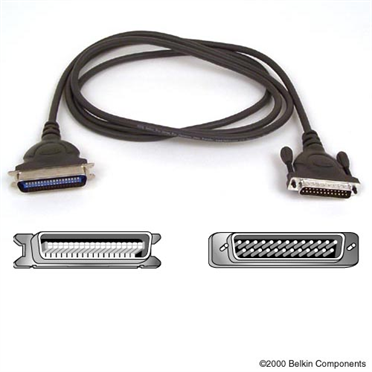 Standard Parallel Printer Cable -$ HeroImage