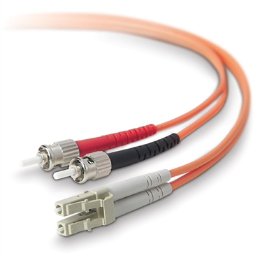 Belkin Fiber Optic Cable; Multimode ST/LC Duplex MMF, 50/125 -$ HeroImage