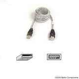 USB 2.0 Extension Cable P-F3U134