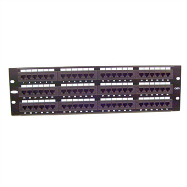 96-Port CAT 5e Patch Panel -$ HeroImage