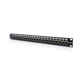 Belkin 24-port CATA6a Patch Panel P-F4P600-24