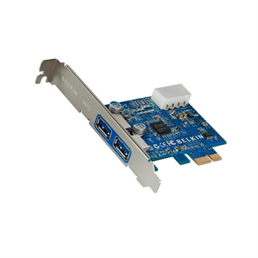 SuperSpeed USB 3.0 PCIe Add-In Card -$ HeroImage