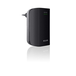 Belkin 3-poorts Share Powerline AV-adapter  F5D4081crAV