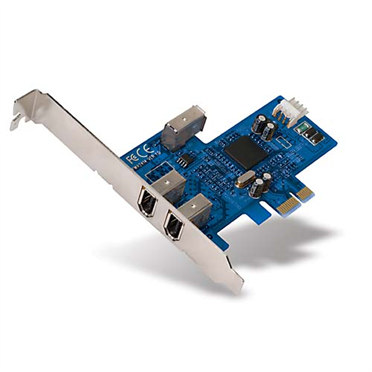 FireWire 3-Port PCI Express™ Card -$ HeroImage