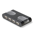 Hi-Speed USB 2.0 7-Port Leucht-Hub P-F5U700