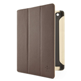 Pro Tri-Fold Folio with Stand for The new iPad and iPad 2 P-F8N755