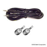 Mini-Stereo Audio Cable P-F8V203