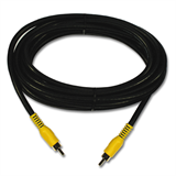 Gold Composite Video Cable P-F8V3008-GLD