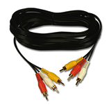 Gold Composite A/V Cable Kit P-F8V3016-GLD