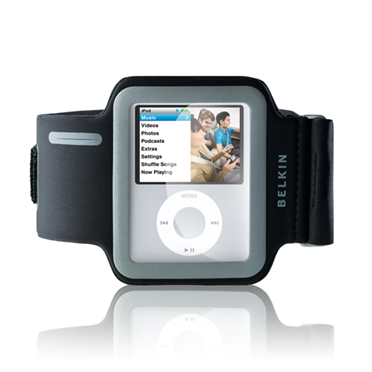 Sport Armband for the new iPod nano -$ HeroImage