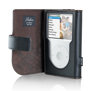 Leather Folio Case for the new iPod -$ HeroImage