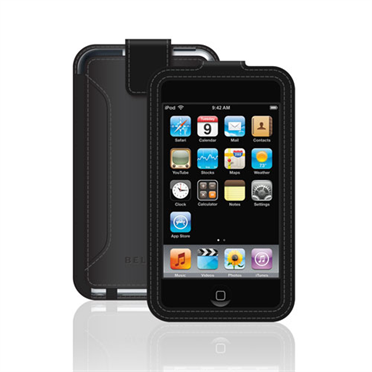 Leather Sleeve for iPod touch (2nd Gen) -$ HeroImage