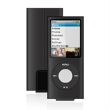 Leather Sleeve for iPod nano (4th Gen) P-F8Z375