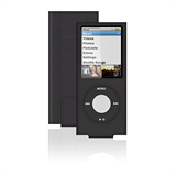 Eco-Conscious Leather Sleeve for iPod nano (4th Gen) P-F8Z383