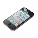 Transparent Overlay (3pcs Pack)  for iPhone 4S  P-F8Z678-3
