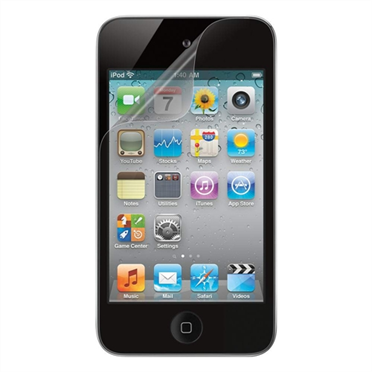 TrueClear Anti-Smudge Screen Protector for iPod Touch 4G - 2 Pack -$ HeroImage