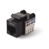 Cat6 Keystone Jacks P-R6D026-AB6-25