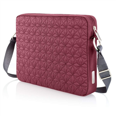 "Quilted Crossways Sleeve for 10.2"" Netbook P-F8N282"