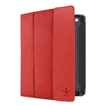 Storage Folio with Stand for iPad 3rd gen and iPad 2 P-F8N747