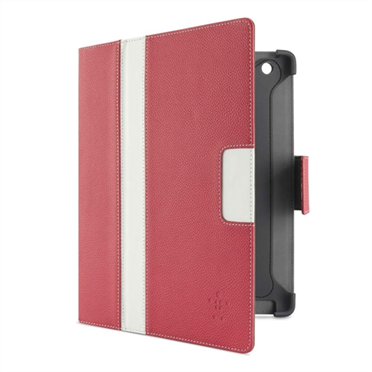 Cinema Stripe Folio with Stand for iPad 3rd gen and iPad 2 P-F8N753
