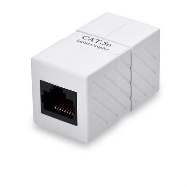 Belkin Cat5 RJ45 Inline Coupler -$ HeroImage