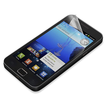 Screen Overlay for Samsung Galaxy S II - Transparent P-F8M137