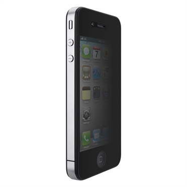TrueClear 360° Privacy Screen Protector for iPhone 4/4S -$ SideView1Image