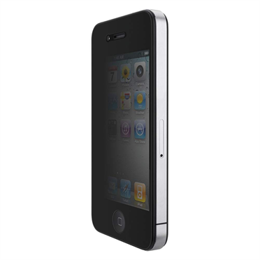 TrueClear 360° Privacy Screen Protector for iPhone 4/4S -$ BackViewImage