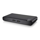 Advanced Secure DVI-I KVM Switch P-F1DN102C