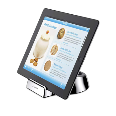 Tablet Stand with Smart Stylus  for iPad/ Tablet  -$ HeroImage