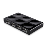 Hi-Speed USB 2.0 7-Port Mobile Hub P-F5U701
