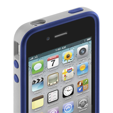 Grip Candy Sheer for iPhone 4/4S -$ TopViewImage
