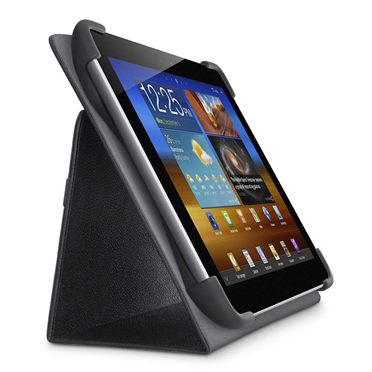 Bi-Fold Folio with Stand for Samsung Galaxy Tab 2 7.0 -$ FrontViewImage