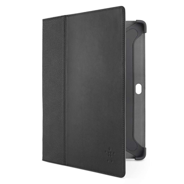 Cinema Leather Folio with Stand for the new Samsung Galaxy Tab 2 10.1 -$ HeroImage
