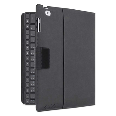 YourType Folio + Keyboard for The new iPad and iPad 2 -$ FrontViewImage