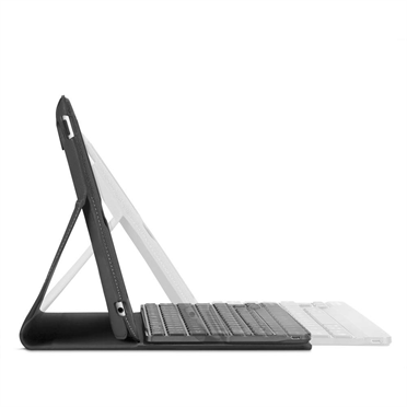 YourType Folio + Keyboard for The new iPad and iPad 2 -$ SideView1Image