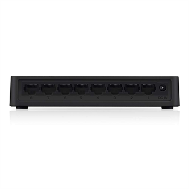 Wired 8-Port Gigabit Network Switch -$ HeroImage