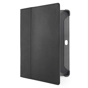 Cinema Leather Folio with Stand (No Magnets) for Samsung Galaxy Note 10.1 P-F8M456