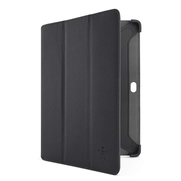 Tri-Fold Folio with Stand for Samsung Galaxy Tab 2 10.1  P-F8M457