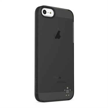Shield Sheer Matte Case for iPhone 5 -$ SideView1Image