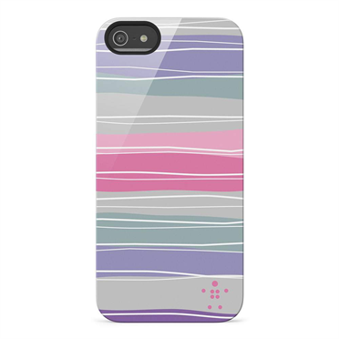Shield Pastels Case for iPhone 5 P-F8W170