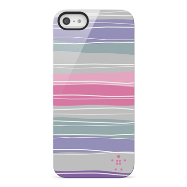 Shield Pastels Case for iPhone 5 -$ TopViewImage