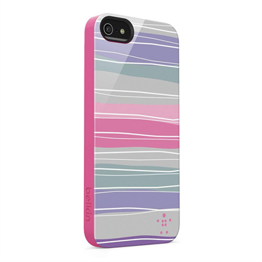 Shield Pastels Case for iPhone 5 -$ FrontViewImage